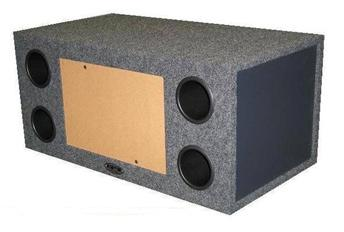 Bandpass - Subwoofer Boxes and Enclosures