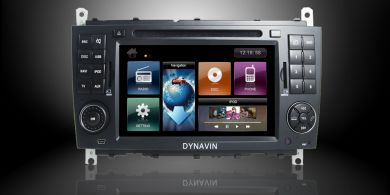 Dynavin D99 W203 Android Mercedes-Benz C-Class Navigation Unit